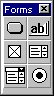 PageForm palette